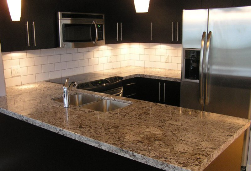 backsplash tile installation